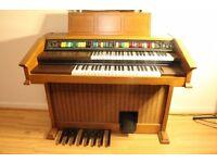 1975 Lowrey Symphonic Organ with Magic Genie