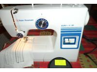 frister rossman sp electric sewing machine
