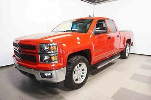 2015 CHEVROLET SILVERADO 1500 4WD DOUBLE CAB LT RALLY EDITION CO