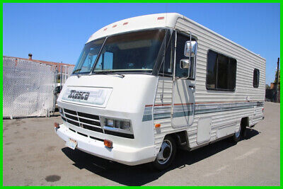 1987 Chevrolet Itasca 22' Class A RV Automatic 8 Cylinder NO RESERVE