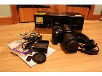 Nikon D3000 DSLR w/ 18-55mm Lens £160 ONO