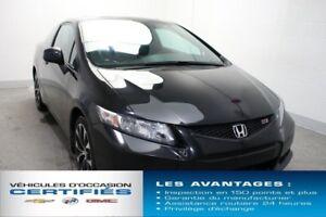2013 Honda Civic Si NAV TOIT SIÈ.CHAUF CAM.REC