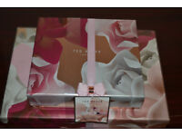 Ted Baker The Porcelain Rose Garden Xmas Gift Set Women Toiletries Collection