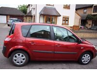 2004 RENAULT SCENIC 1.6 AUTOMATIC