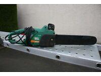 Black & Decker 40cm electric chainsaw