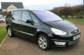 Low Mileage Ford Galaxy Titanium TDCi 7 Seat MPV