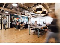 MODERN AND FLEXIBLE OFFICE DESK SPACE FOR RENT IN DEVONSHIRE SQUARE LONDON