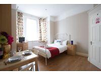 Large studio flat | Quiet residential area | £950pcm
