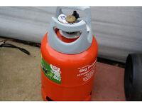 Gas bottle 6kg full