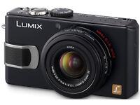 Panasonic Lumix LX2 compact camera