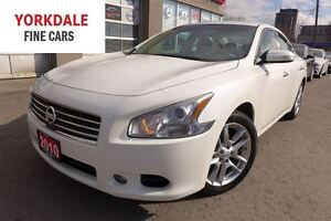 2010 Nissan Maxima SV, Leatther, Sunroof, Clean