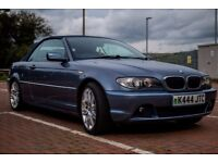 BMW 318ci Convertible E46 2.0L ***LOW MILEAGE***