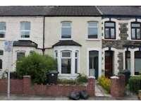 3 bedroom house in Harriett Street, Cathays, Cardiff, CF24 4BX