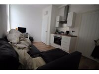 Modern self contained studio flat available next to Highcross shopping Centre *Part bills included*