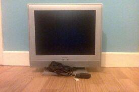 15 inch Mikomi TV - perfect working order