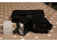 Sigma EF-500 DG ST ETTL II Flashgun (For Canon)