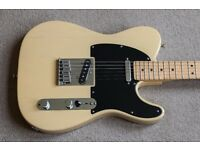 Fender Telecaster - USA American Guitar '8502' Ash