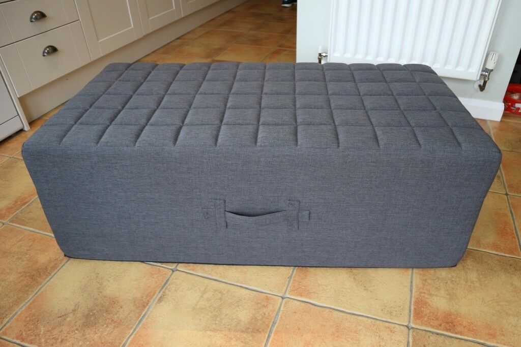 Fine House By John Lewis Kix Double Sofa Bed Ottoman Oslo Charocal In Amersham Buckinghamshire Gumtree Pabps2019 Chair Design Images Pabps2019Com