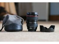 Canon 24-105mm F4L USM IS Lens