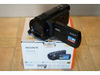 SONY AXP33 4K Camcorder with Built-in Projector