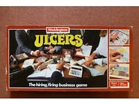 ULCERS Board Game by Waddingtons - The hiring, firing business game