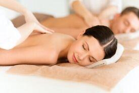New Massage Shop Discount Promotion