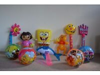 Inflatable toys & Novelties. Toy Shop, School Fetes, Car Boot Sale, Market, Party, WHOLESALE MARKET