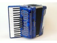 Stephanelli 72 Bass Accordion - Elite 2020 Model
