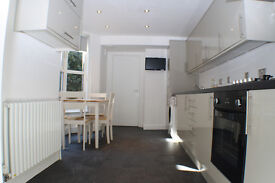 five bed house with kitchen diner and garden. Rent includes bills, WiFi and a cleaner for communal