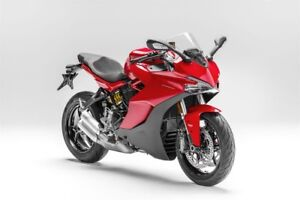 2017 Ducati Supersport 939 0% financing for 60 months OAC
