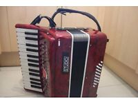 Studio Accordion £175, Finieston, Glasgow