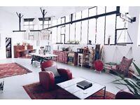 NYC Style Loft/Warehouse – Duplex Suite Available for Short Term Winter Let