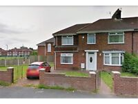 Swinbrook Green, Croxteth. 4 bed end of terrace, with gardens & parking. DG & GCH. LHA welcome