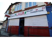 LOCK UP SHOP TO RENT - RONEO CORNER - HORNCHURCH, ESSEX - NOW LET - MORE PROPERTIES REQUIRED........