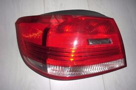 Rear near side lamp of BMW 325i-Defective-Collection only