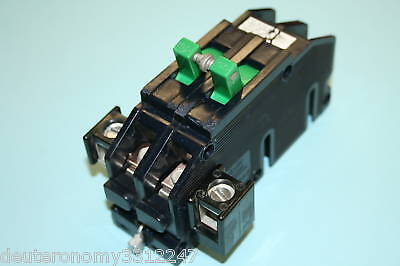 Zinsco Sylvania 100 Amp Main Breaker Type T-c Clean Side Lugs