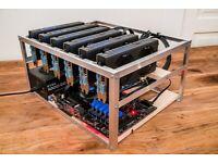 PC/Mining Rig Custom Builds