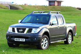 Nissan Navara 2.5 Tdi Long Way Down Included VAT!!!
