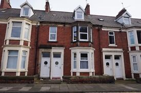 Fully refurbished 2 bed ground floor flat, Station Road, Wallsend MUST BE SEEN TO BE APPRECIATED!!!
