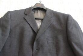 2 Piece Dark Grey Karl Jackson Suit from Debenhams