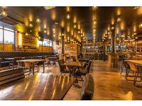 Experienced Waiting Staff required for Manchester Smokehouse