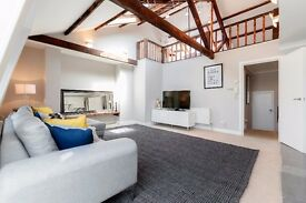 Fantastic flat in Kensington / Earls Ct - 1bed + mezzanine - avail for 3-6 months