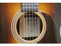 Martin Acoustic Eric Clapton Signature Model 00028-EC