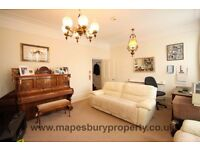 4 bedroom flat to rent in NW2 private garden and separate reception room available now