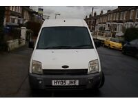 Ford transit connect LWB high top, bed in the back!