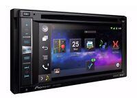"Pioneer AVIC-F960DAB 6.1"" Double Din Sat Nav DAB+ Bluetooth DVD In Car Stereo"