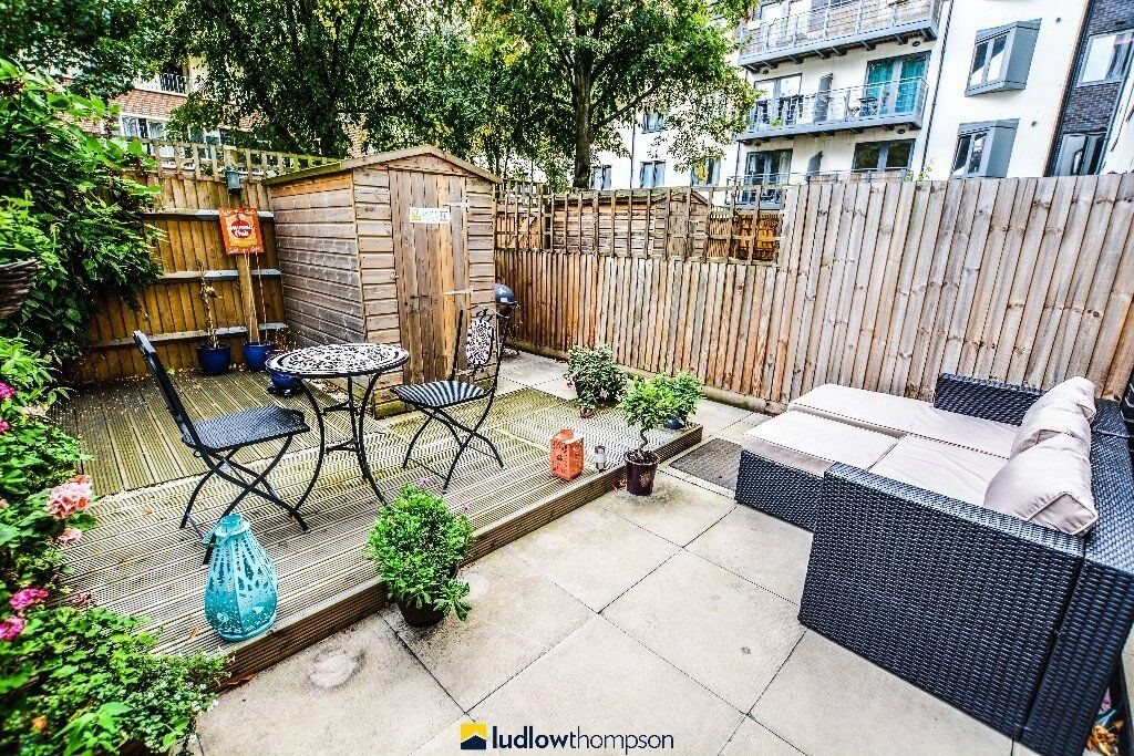 1 BEDROOM FLAT WITH PRIVATE GARDEN MINUTES TO FINSBURY PARK UNDERGROUND AVAILABLE END OF SEPT