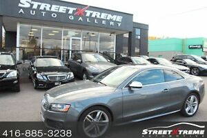2012 Audi S5 Metall Edition w/ NAVI, BLUETOOTH, CLEAN CARPROOF