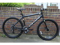 Carrera Subway 1 Mens Hybrid Bicycle great condition extra tyres and mudguard possible