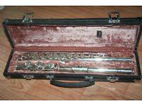 Yamaha 100S II flute